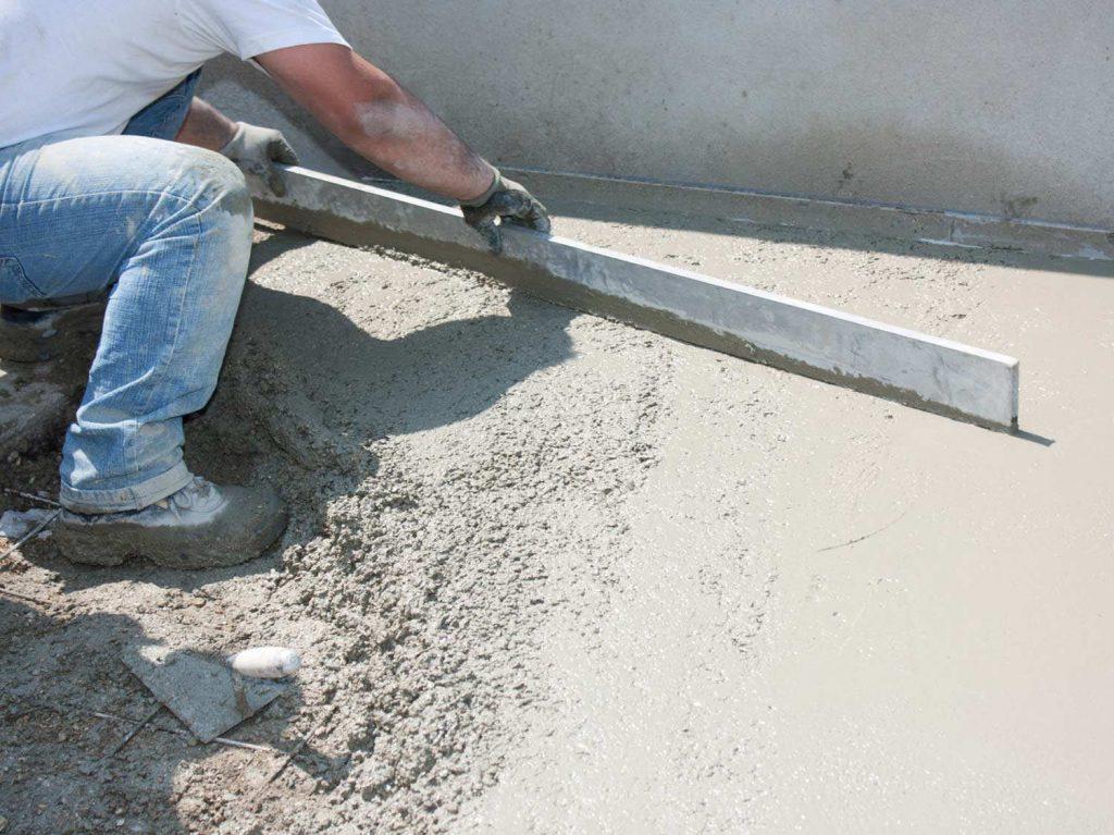 Etapes couler une dalle en béton