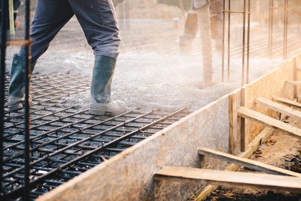 Comment faire le ferraillage d'une dalle de béton?