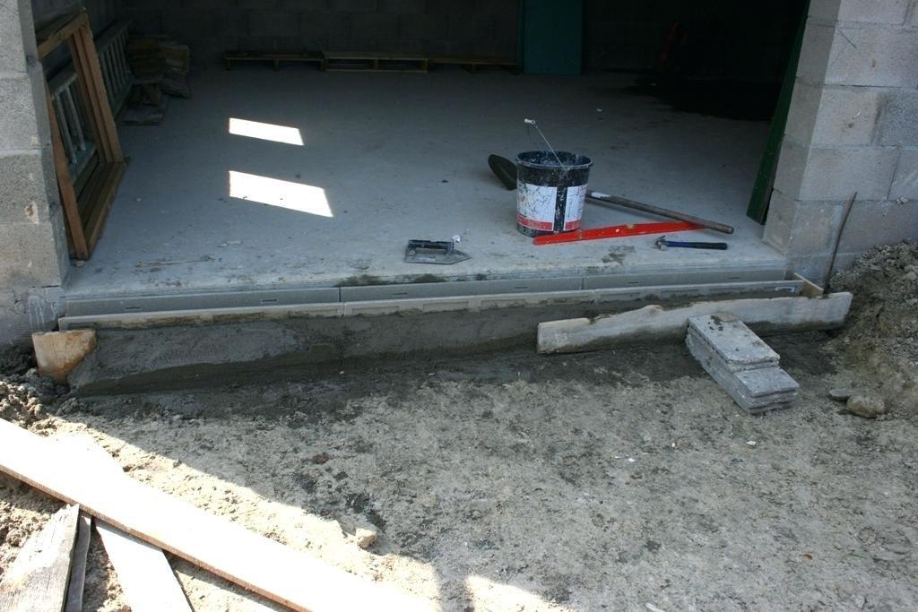 Comment faire une dalle en béton pour garage ?
