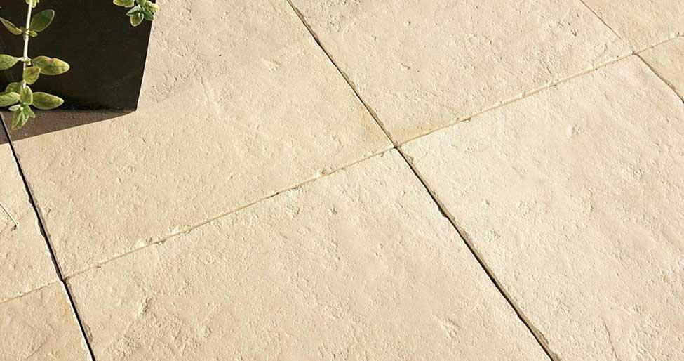 dalle de beton pour terrasse