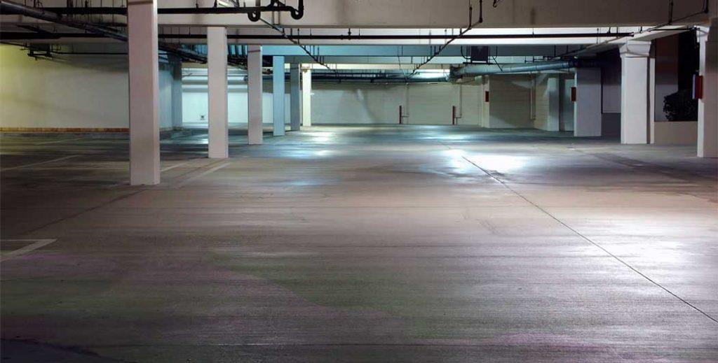 parking garage en beton