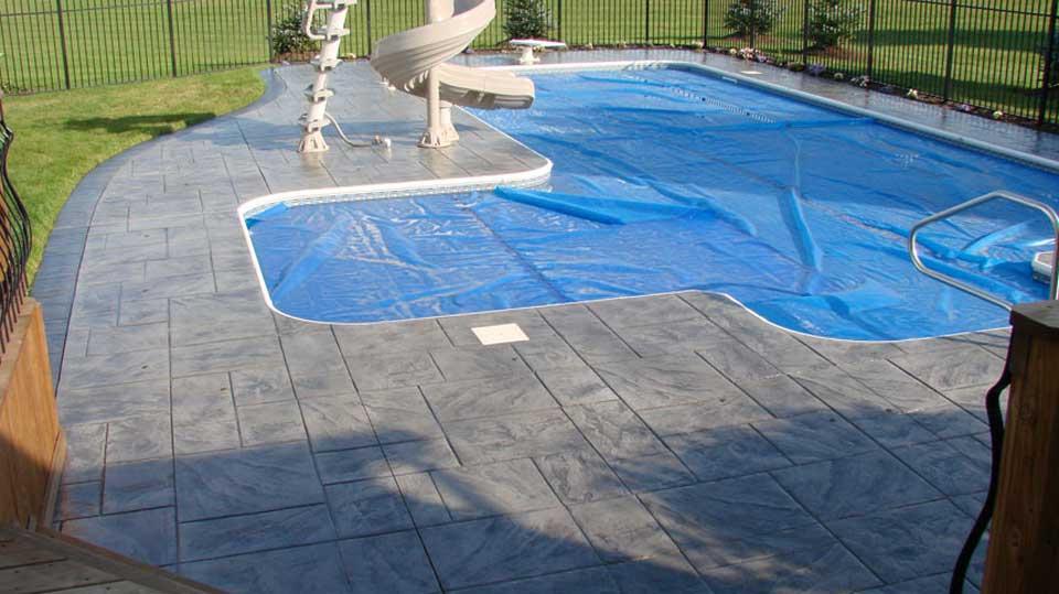 Sol terrasse de piscine: Types, Prix, Avantages